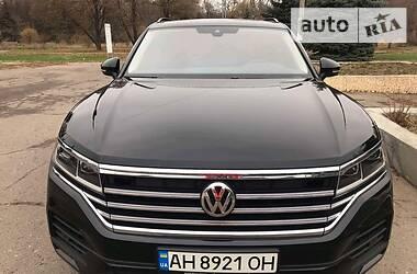 Volkswagen Touareg Llimited edition  2019