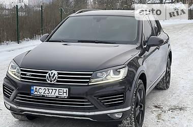 Volkswagen Touareg R Line 2011