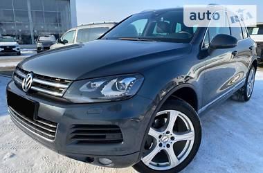 Volkswagen Touareg Exclusive 2013