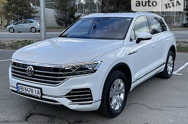 Volkswagen Touareg Officials Premium 2018