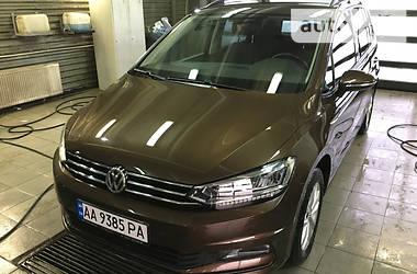 Volkswagen Touran 2.0 TDI  2016