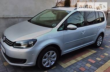 Volkswagen Touran 1.4 TSI ECOFUEL  2014