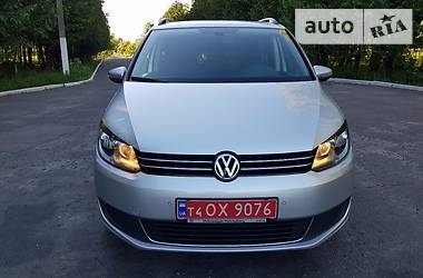 Volkswagen Touran 1.4 TSI 2013