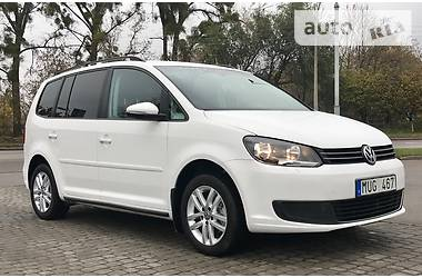 Volkswagen Touran 1.4 TURBO 110kw 2012