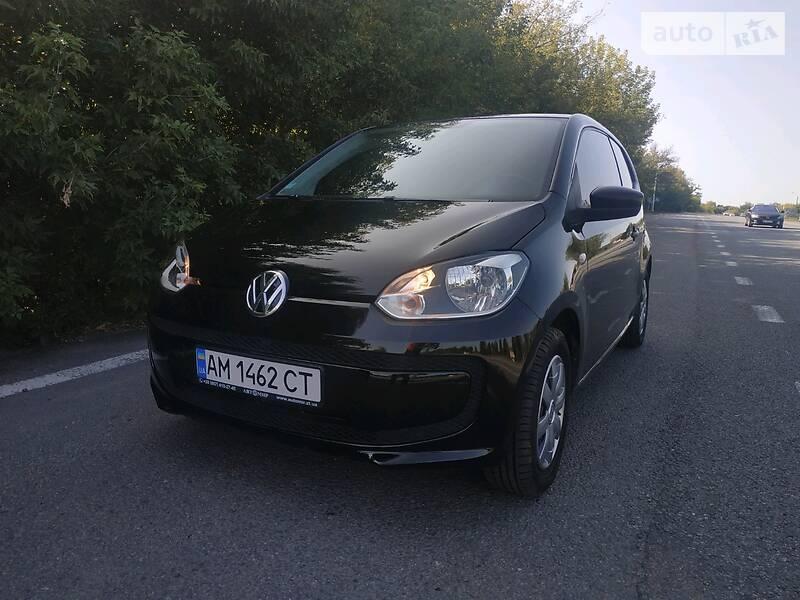 Купе Volkswagen Up