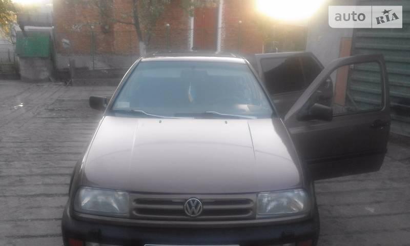 Volkswagen Vento 1994 года