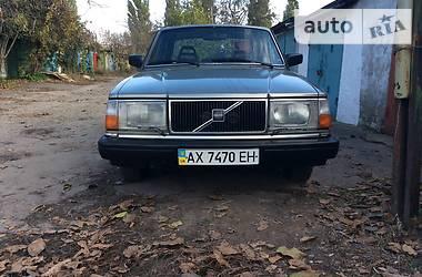 Volvo 240 GLE 1986