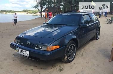 Volvo 480  1988