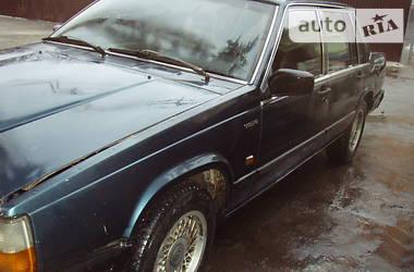 Volvo 740 GLE 1988