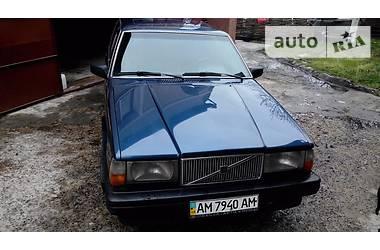Volvo 740  1988