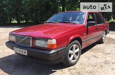 Volvo 740  1991