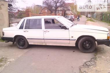 Volvo 760 GLE 1988