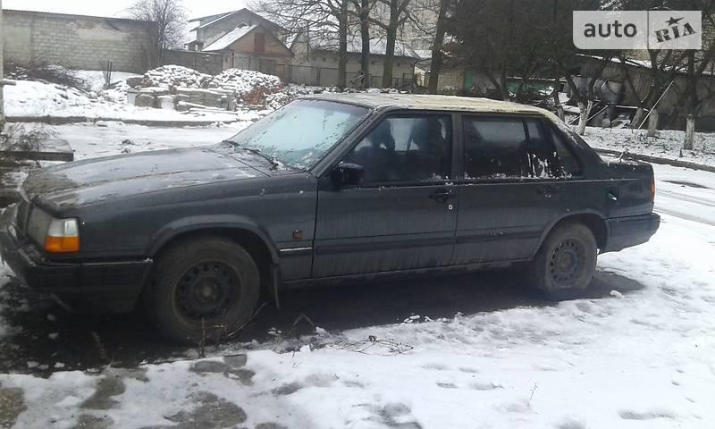 Volvo 940 1992 року