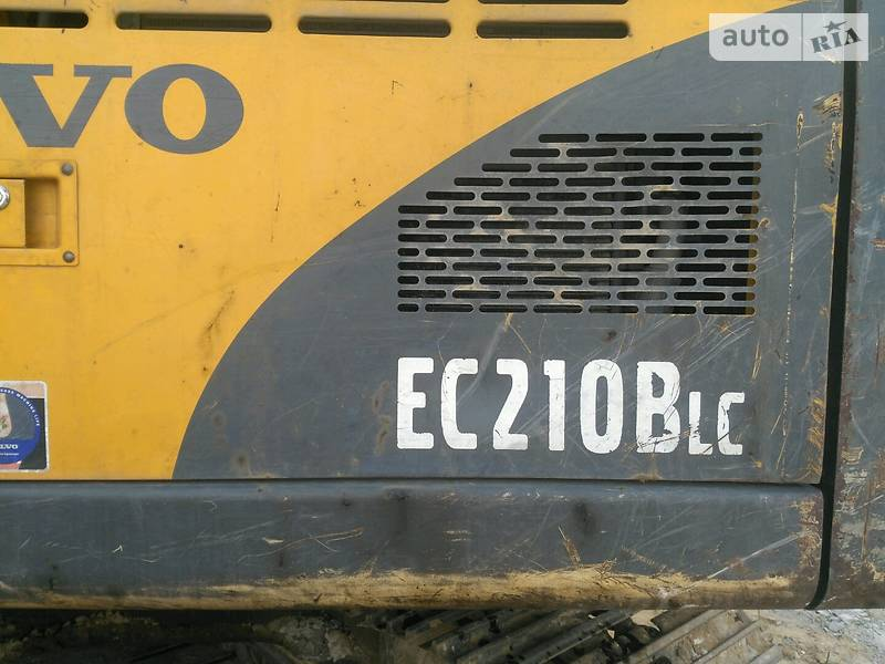 Volvo EC 210BLC