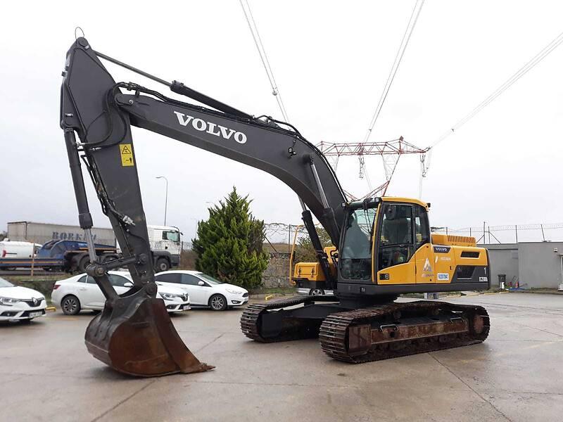 Volvo EC 250 DL