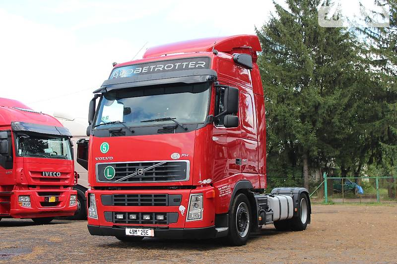 Volvo FH 13 2008 года