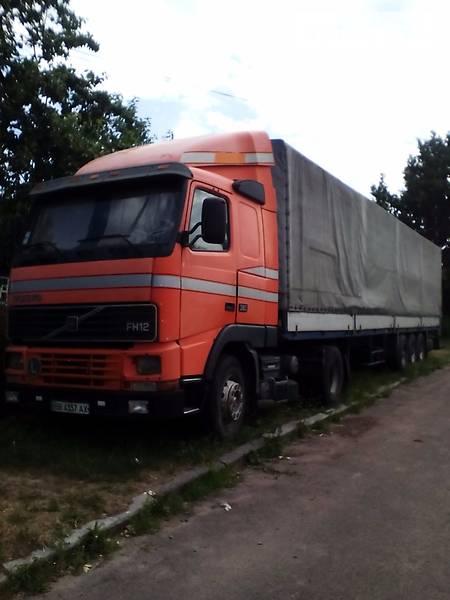 Б/у Volvo FH FH-12