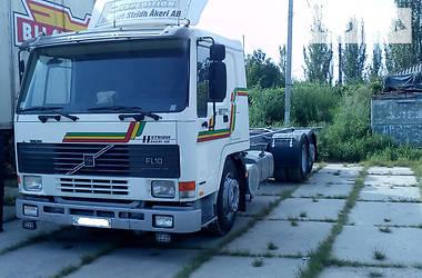 Volvo FL 10 Intercooler 1987