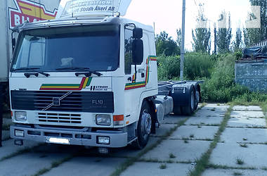 Volvo FL 10 Intercooler H 1987