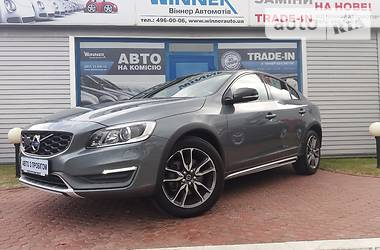 Volvo S60 Cross Сountry AWD 2015