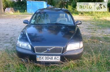 Volvo S80 2.5 D 2001