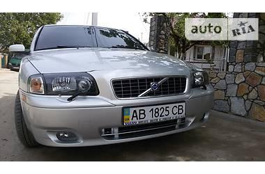 Volvo S80 2.4D D5 2004