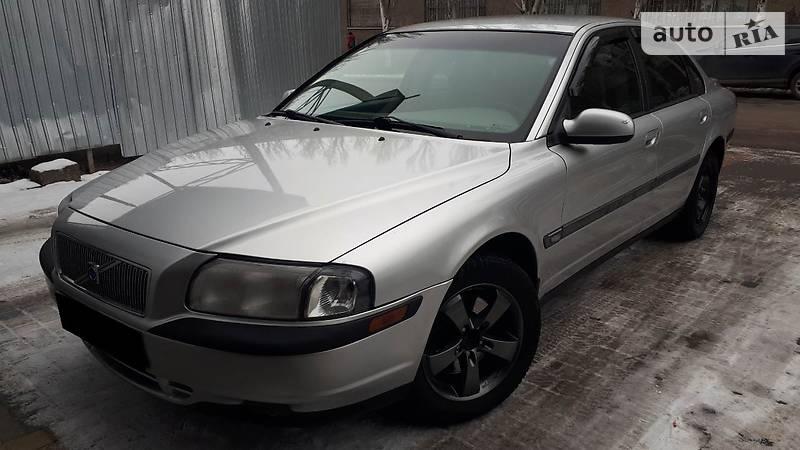 Volvo S80 2000 року