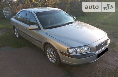 Volvo S80 2.8 T6 BI-TURBO 1999