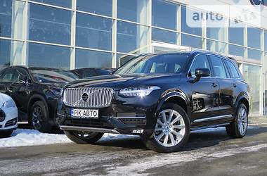 Volvo XC90 D5AT Inscription AWD 2017