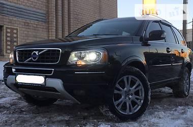 Volvo XC90 Summum 2012