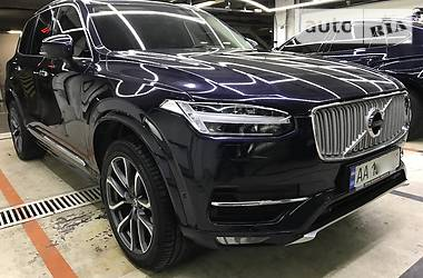 Volvo XC90 INSCRIPTION-TDI 2016