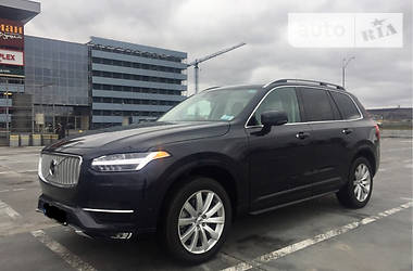 Volvo XC90 T6 AWD AT  2016