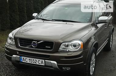 Volvo XC90 D5 R DESIGN 2011