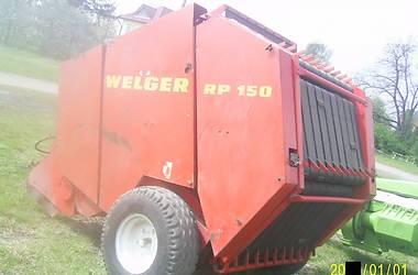 Welger RP 180 RP-150 1992