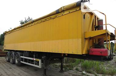 Wielton NS Aluminij 50m3 2001