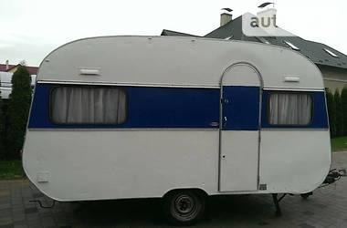 Wilk Caravans 535 1971