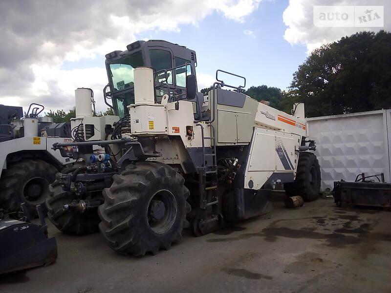 Wirtgen WR 2500 S
