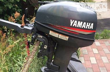 Yamaha 15 FMHS  2009