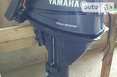 Yamaha 15FMH F15 AMHL 2007
