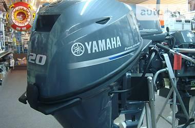 Yamaha 20 DEM   2016