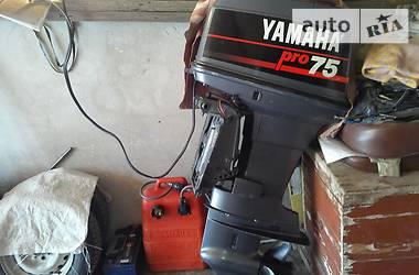 Yamaha 75 AET  2002