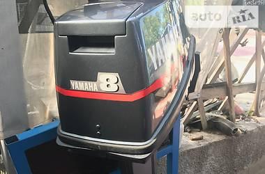 Yamaha 8CMHS  2002