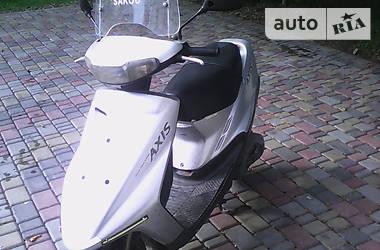 Yamaha Axis  2004