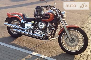 Yamaha Drag Star Custom 2000
