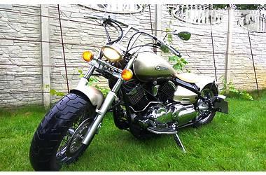 Yamaha Drag Star 1100 2002