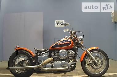 Yamaha Drag Star 400 custom 2000