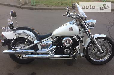 Yamaha Drag Star Custom 1995