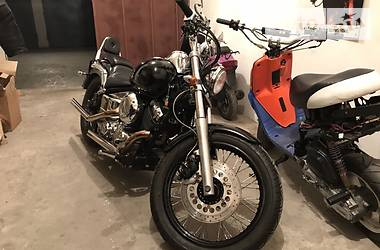 Yamaha Drag Star Custom 1998