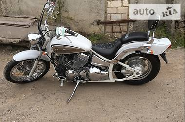 Yamaha Drag Star 400 custom 2004