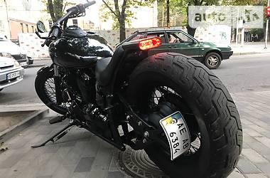 Yamaha Drag Star custom black 1998